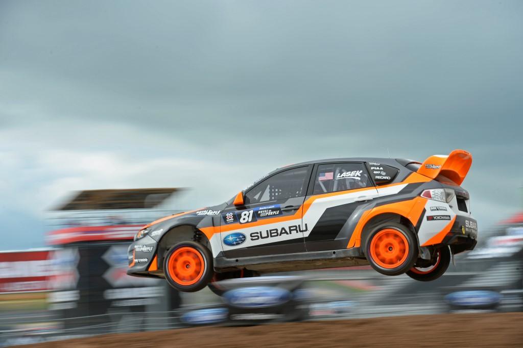 WRCHD � Subaru Driver Bucky Lasek earns silver medal at X Games ...